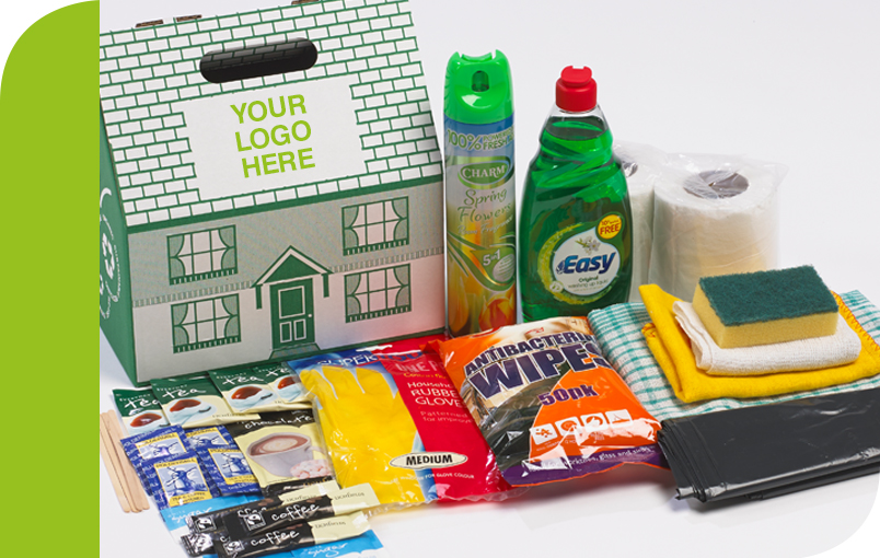 welcome pack for tenants